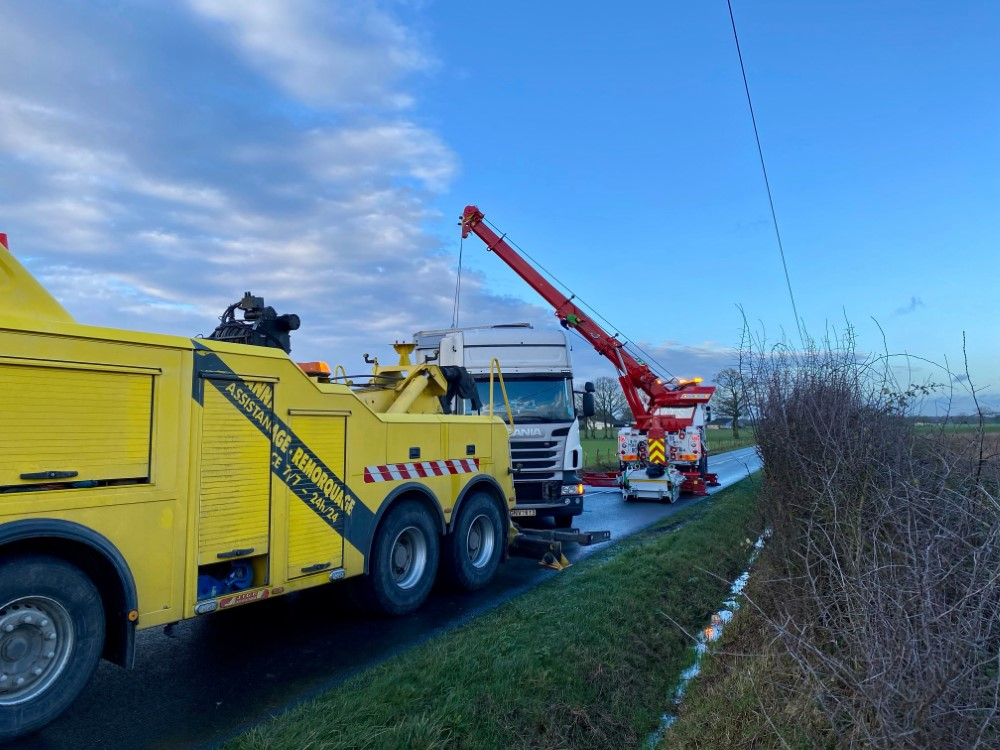 Anjou Towing Service Depannage Poids Lourds Angers Img 1
