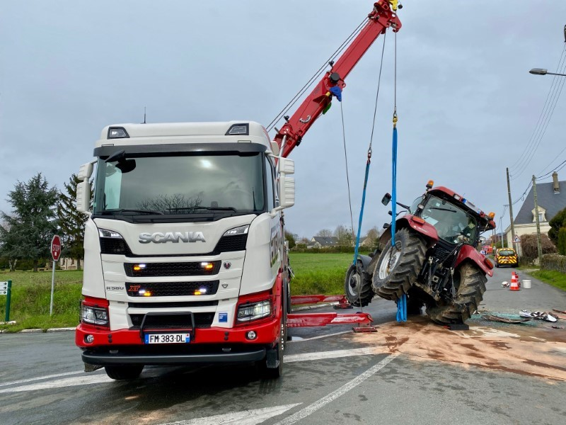 Anjou Towing Service Depannage Poids Lourds Angers Image (10) 91