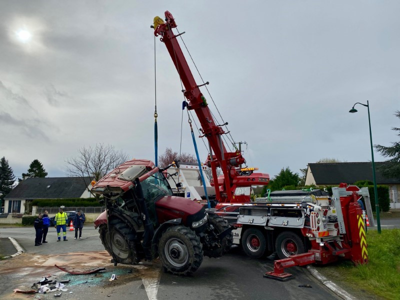 Anjou Towing Service Depannage Poids Lourds Angers Image (11) 92
