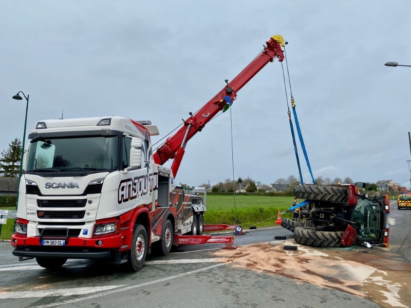Anjou Towing Service Depannage Poids Lourds Angers Image (14) 95