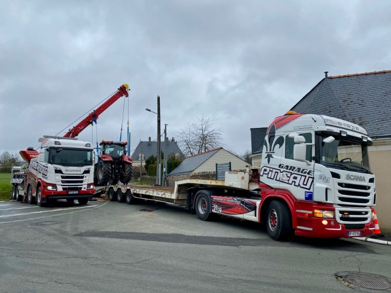 Anjou Towing Service Depannage Poids Lourds Angers Image (4) 100