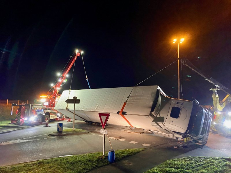 Anjou Towing Service Depannage Poids Lourds Angers Image (5) 101