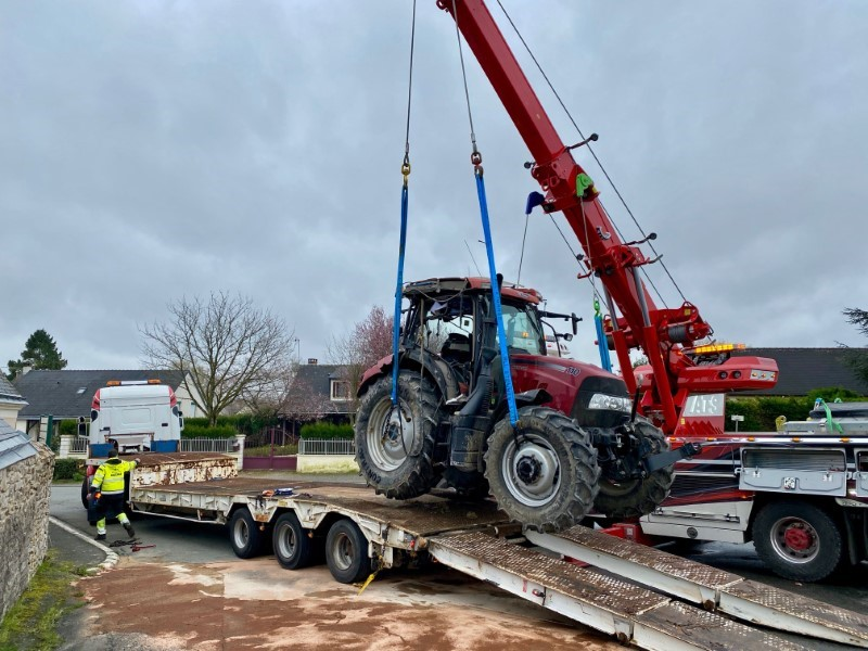 Anjou Towing Service Depannage Poids Lourds Angers Image (9) 90
