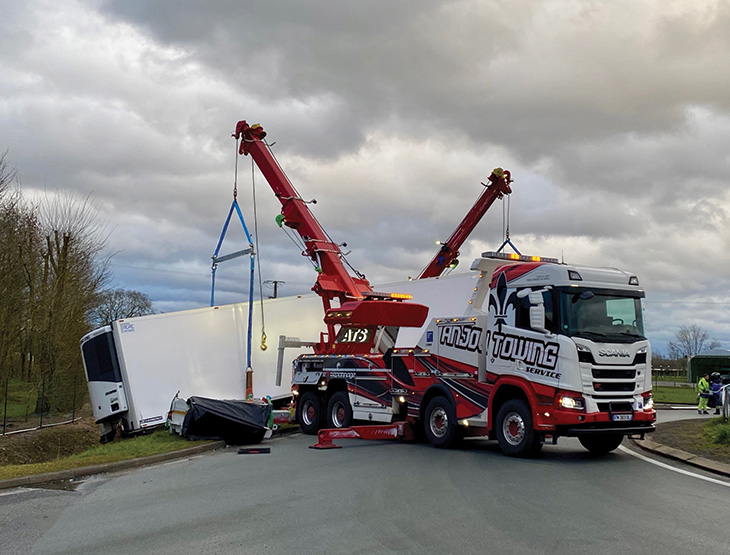 Anjou Towing Service Depannage Poids Lourds Angers Img3 127